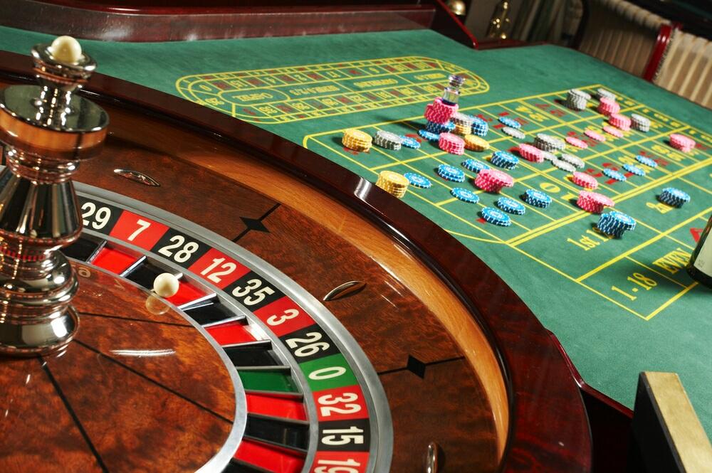 Gokspel Tafel Roulette